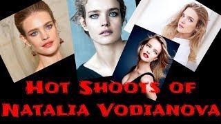 Hot Shoots of Natalia Vodianova