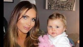 TOWIE star Amy Childs flaunts NAKED baby bump just weeks before giving birth
