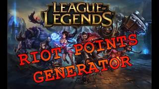 League of Legends - kody do league of legends na punkty rp 2