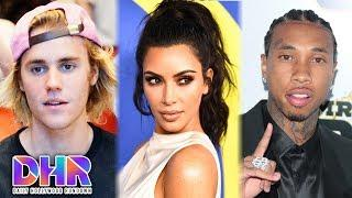 Justin Bieber EXPLAINS Emotional Breakdown - Kim Kardashian Faces BACKLASH Because Of Tyga?! (DHR)