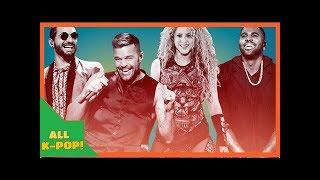 Although the Latin stars, World Cup songs failed on the chart