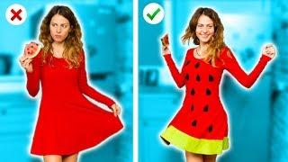 8 Funny Last Minute DIY Halloween Costume Ideas for School Parties and More
