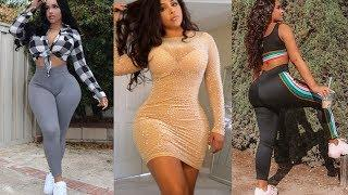 GET INTO FALL WITH FASHION NOVA CURVE | MISSSPERU