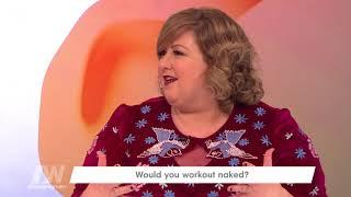 Michelle Thinks Naked Yoga is Just a Fad | Loose Women