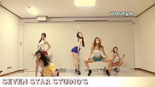 Laila Main Laila || Raees Movie Song || Korean Girls Hot Dance || SEVEN STAR STUDIO'S