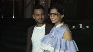 Sonam Kapoor EMBARRASED With Husband Anand Behaviour