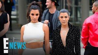 Kim & Kourtney Kardashian Add Fuel to Their Fight | E! News