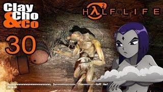 ALL NAKED, NO CLOTHES ON - Half Life 2 Synergy -EP30- ClayCho & Co Year 2
