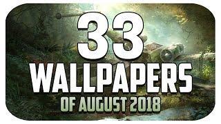 33 Best Wallpaper Engine Wallpapers of August 2018 | Gaming, Rain, Relaxing, Retro, Nature, etc.