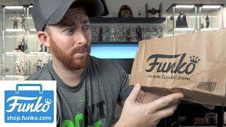 Funko Shop Exclusive Fail? - Day 8